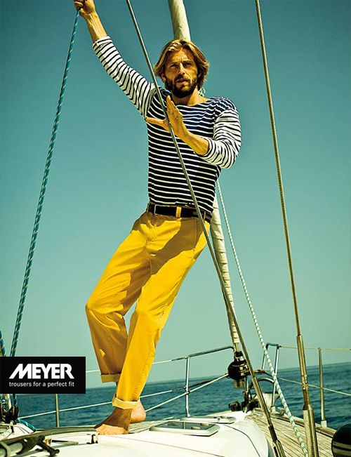 MEYER-Hosen Trousers
