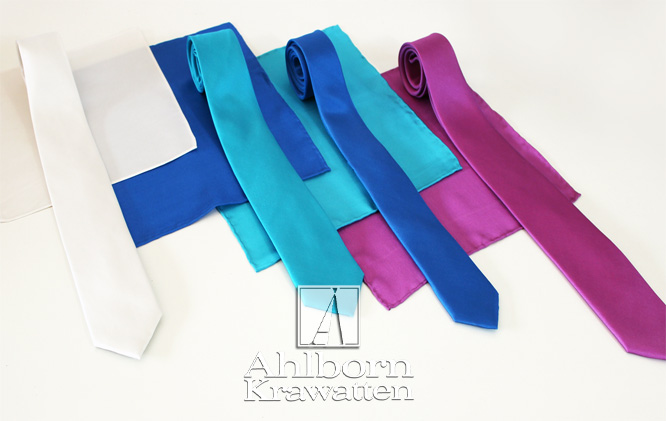 Ahlborn Krawatten
