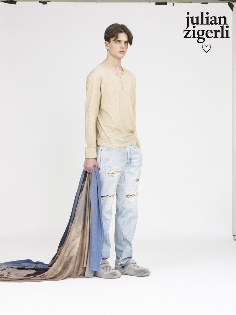 Julian Zigerli Collection Spring/Summer 2016