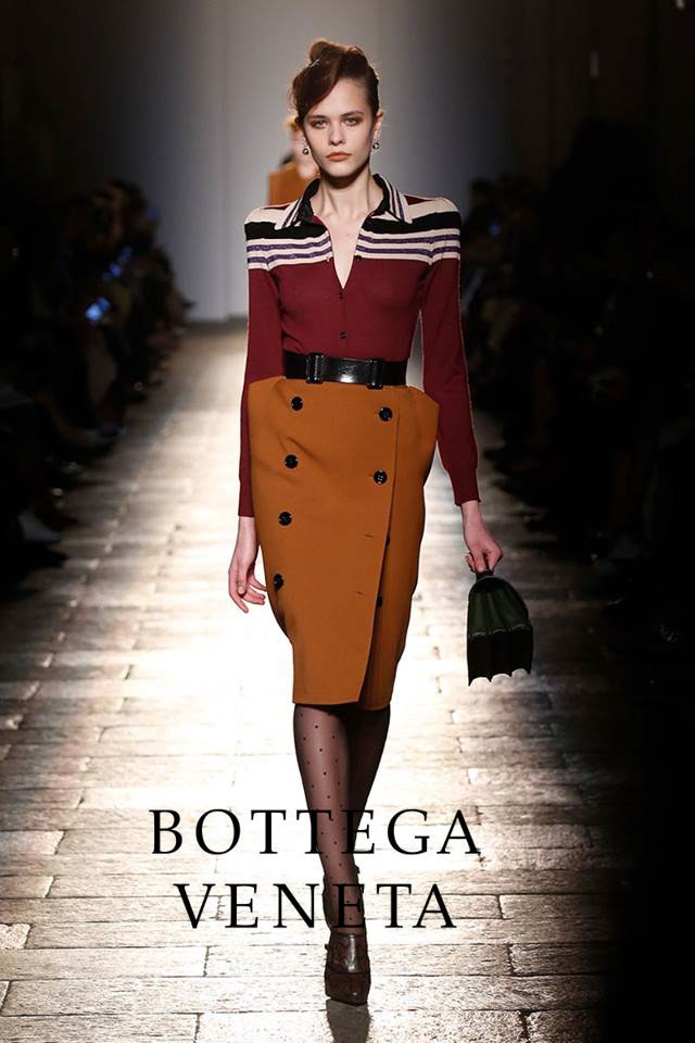 Bottega Veneta Store Collection Fall/Winter 2017