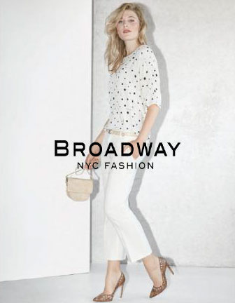 BROADWAY Collection Spring/Summer 2017