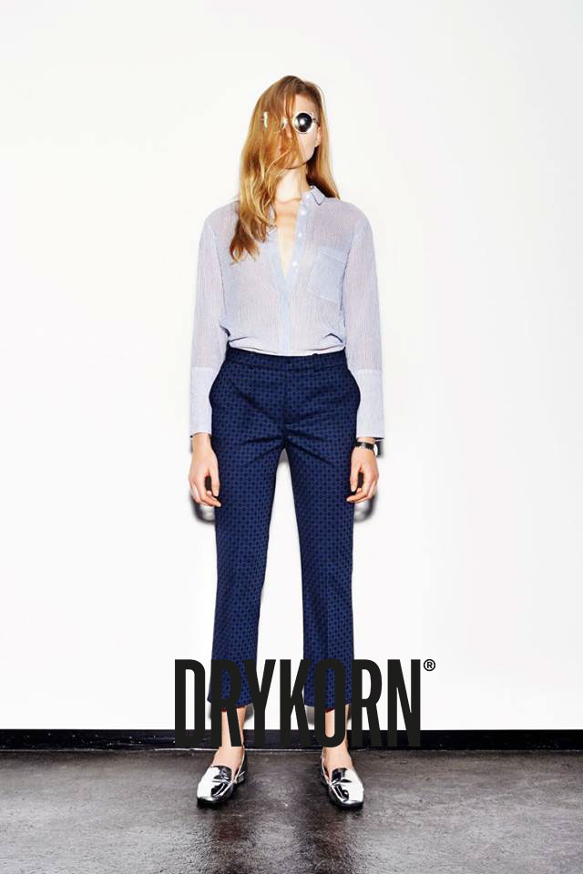 DRYKORN Modevertriebs GmbH & Co. KG Collection Spring/Summer 2016