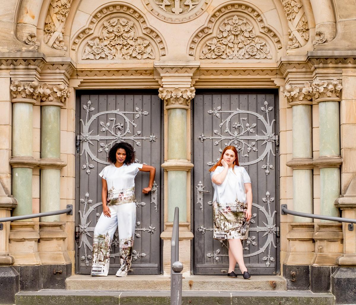 Galatea Ziss - Atelier für Bekleidung Collection Spring/Summer 2017