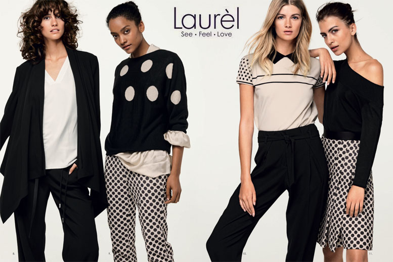 Laurél Fashion Collection Spring/Summer 2017