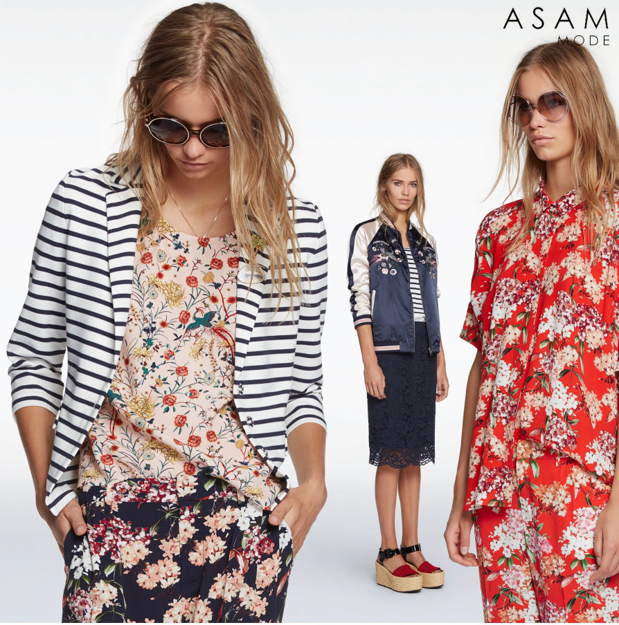 ASAM-Mode GmbH Collection  2017