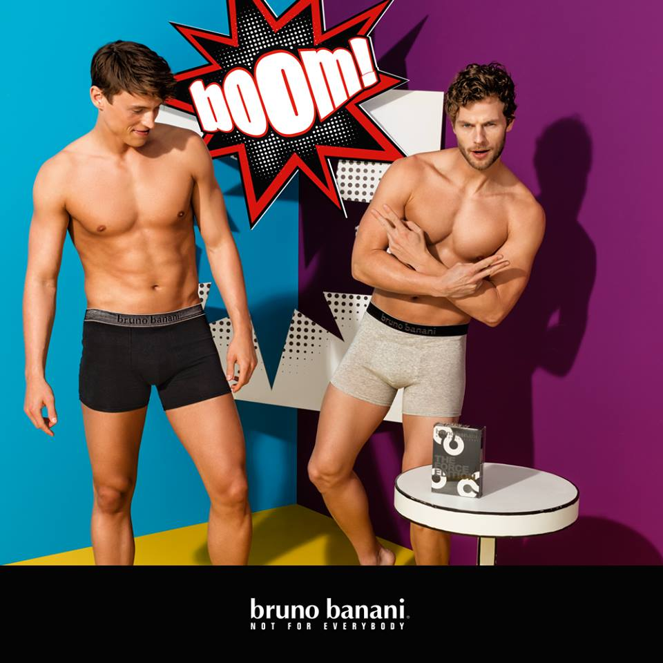 Bruno Banani Underwear Ltd Collection  2017