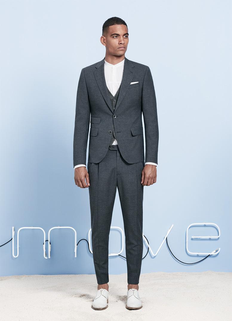Digel Menswear, Kleiderfabriken GmbH&Co KG Collection Spring/Summer 2017