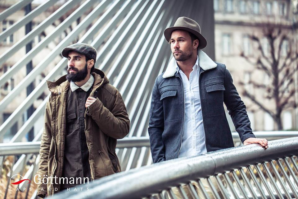 Göttmann caps and hats Collection  2017