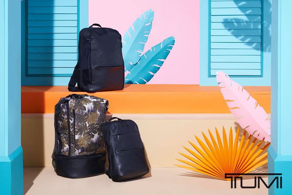 TUMI Collection Spring/Summer 2017