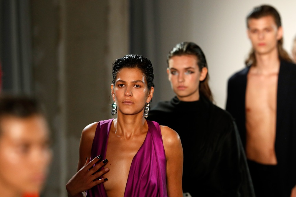 Michael Sontag Collection Spring/Summer 2018