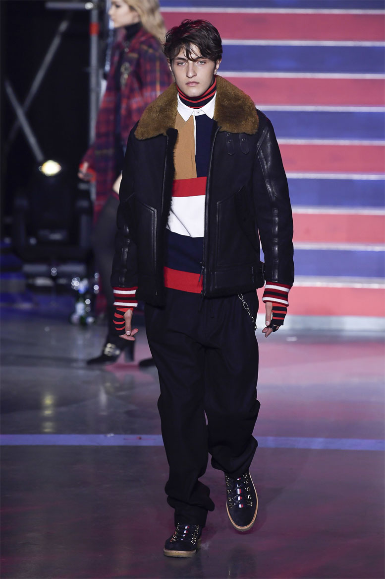 Tommy Hilfiger Collection Fall/Winter 2017