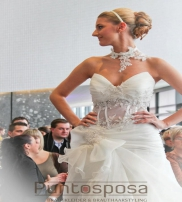 PuntoSposa The Bride in the Center Collection Spring/Summer 2012