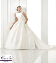 Cecile Bridal Fashion Collection Spring/Summer 2014