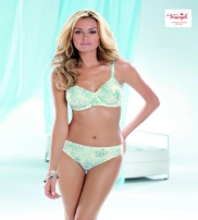 Triumph International Damen Dessous Kollektion  2014