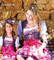 Krüger-Dirndl Ltd. Collection Spring/Summer 2014
