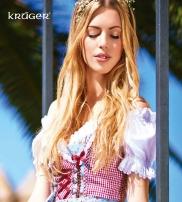 Krüger-Dirndl Ltd. Collection Spring/Summer 2014