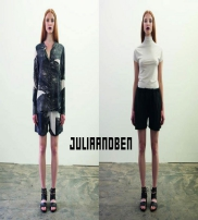 Juliaandben Collection Spring/Summer 2015