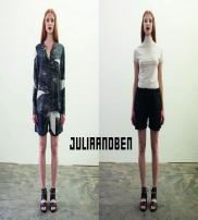 Juliaandben Collection Spring/Summer 2015