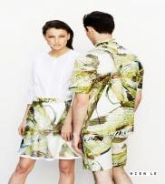 Hien Le Collection Spring/Summer 2014