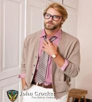 John Crocket - Klassisch englische Business Mode Collection Fall/Winter 2014
