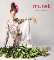 Murek International Ltd. Kollektion Frühling/Sommer 2014