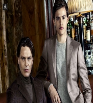 Scabal Collection Fall/Winter 2014