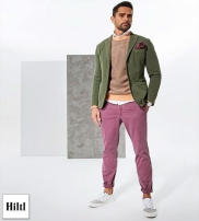 Hiltl Jeanswear | Fritz Hiltl Hosenfabrik Collection  2016
