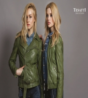 Tesatti Creation Lederbekleidung GmbH Collection Fall/Winter 2015