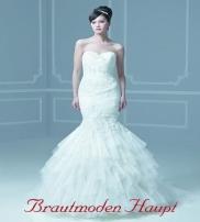 Brautkleider in Hamburg - Brautmoden Haupt Collection  2016