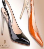 G. K. Mayer Shoes Collection  2016