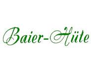 BAIER - HÜTE