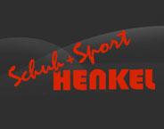 Henkel Schuhe und Sport