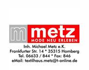 Metz Michael Textilhaus
