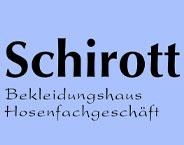 Schirott Friedrich KG Bekleidungshaus