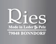 Ries Mode in Leder & Pelz