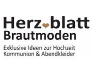 Brautmode Herzblatt