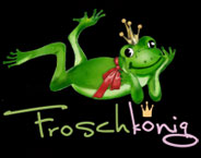 Froschkönig(in) Kindermoden