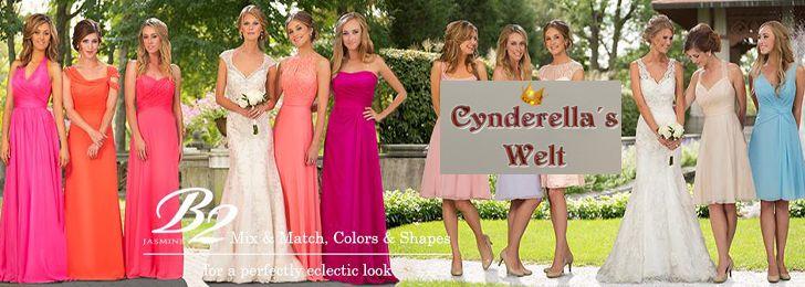 Cynderellas Welt Brautmode / Modedesign