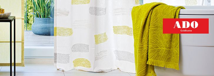 Ado Goldkante Ltd. & Co KG Collection Curtains Fall/Winter 2014