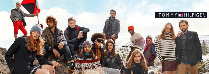 Tommy Hilfiger Collection Online Fashion Stores Fall/Winter 2017