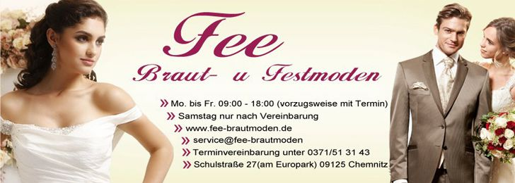 Fee Brautmoden Chemnitz