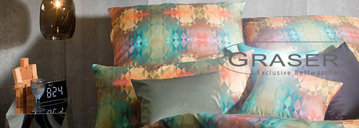 Gebr. Graser Ltd. Collection Bed Sheets  2015