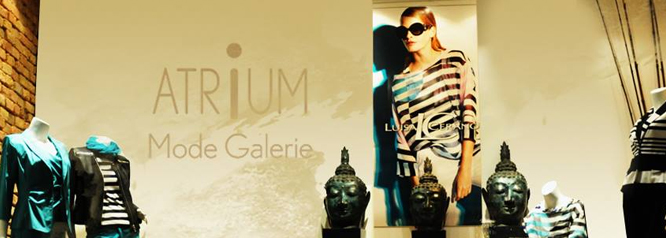 Atrium Mode Collection Boutiques Fall/Winter 2013