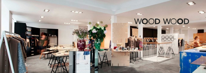 Wood Wood Store Collection Fashion Stores Fall/Winter 2015