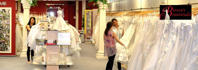 Brautmoden Bianca