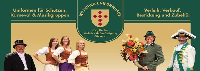 Willicher Uniformhaus Barbara Stommel