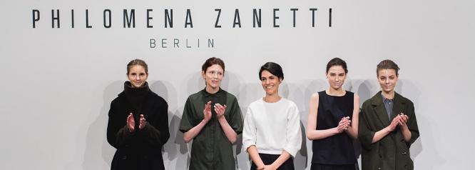 PHILOMENA ZANETTI Collection Fashion Designers Spring/Summer 2017