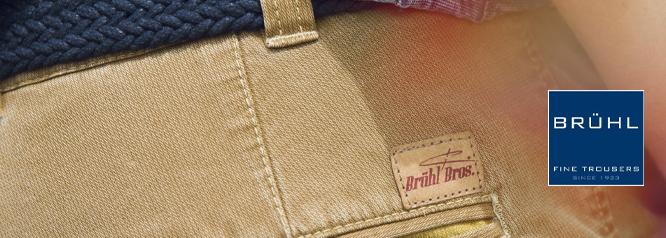 Brühl Trousers GmbH & Co. KG Kollektion Strickbekleidung  2017