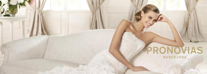 Pronovias  Collection Bridal Dresses  2017